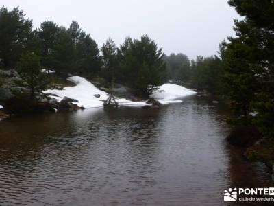 Lagunas de Neila;lagunas de peñalara;viajes de autor;gr 48